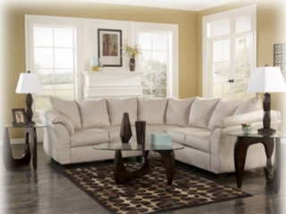 Darcy Sectional scene