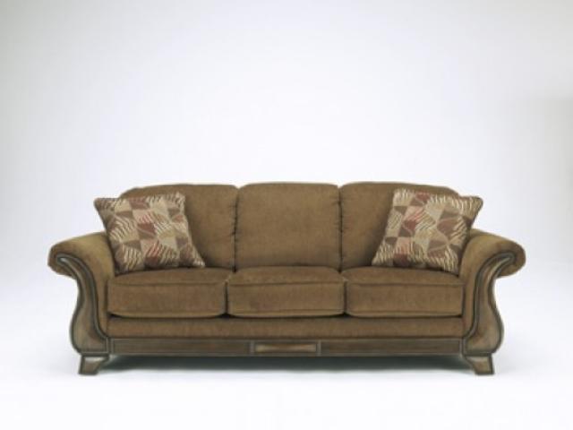 Montgomery Mocha Sofa $599