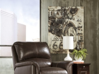 Lacotter Leather Recliner