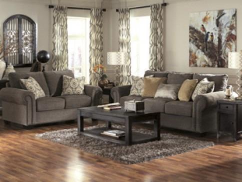 Emelen Alloy Sofa scene